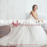 明亮通透色调婚礼摄影LR预设 Bright Airy Wedding LR Bundle