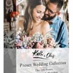 Kathi and Chris 德国婚礼摄影大师 凯蒂-克里斯 婚礼Lightroom预设