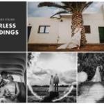 经典电影婚礼胶片LR预设 FILMSLOOKS | FEARLESS WEDDINGS