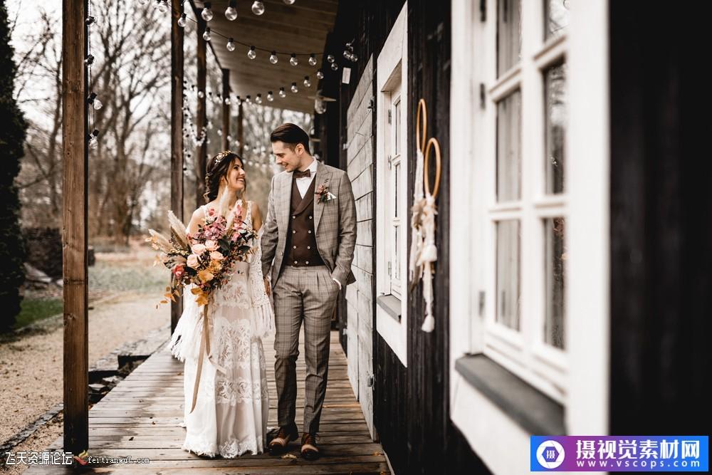 Kathi and Chris 2019 凯蒂-克里斯婚礼胶片Lightroom预设合集 Lightroom预设,效果图23