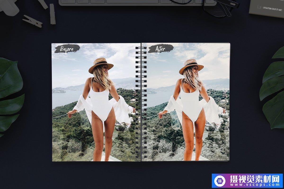 风景天堂Lightroom预设手机版lr预设插图7