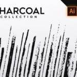 木炭系列画笔 Charcoal Collection