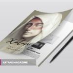 时尚生活方式个性化杂志设计INDD模板 Xatani | Magazine Template