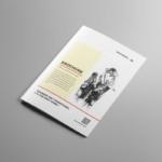 极简主义设计风格品牌/公司/商店宣传画册设计模板 Brochure