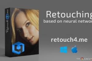 Retouch4me AI人工智能磨皮修饰教程全面了解Retouch4me工作流程-中文字幕