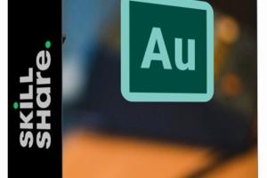 AU入门教程-Adobe Audition CC从入门到高级课程-附中英字幕文件